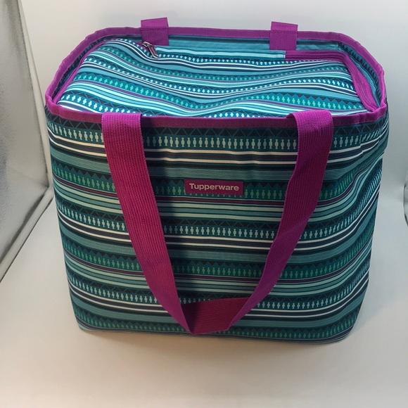Tupperware Picnic Suitcase